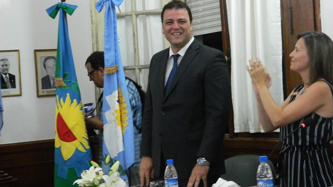 Asumió Mariano Barroso