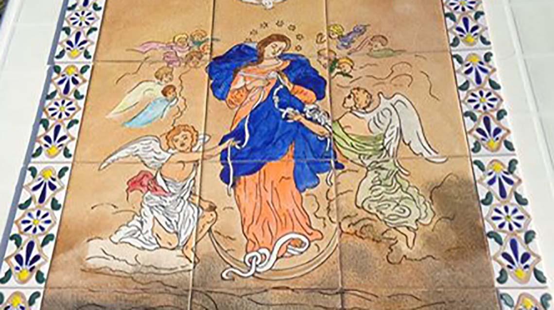 Entronizaran a la Virgen Desatanudos