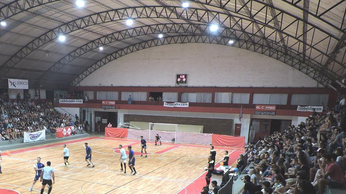 Arranca el Torneo de Futsal 2020