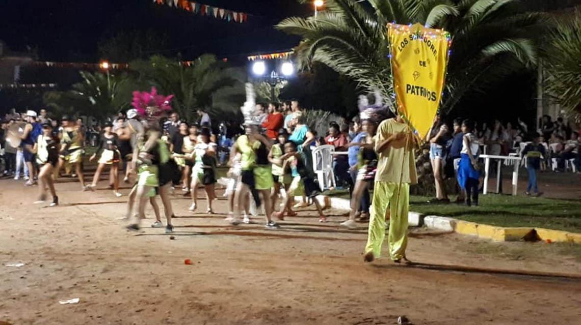 Se acercan las noches de carnaval en Patricios