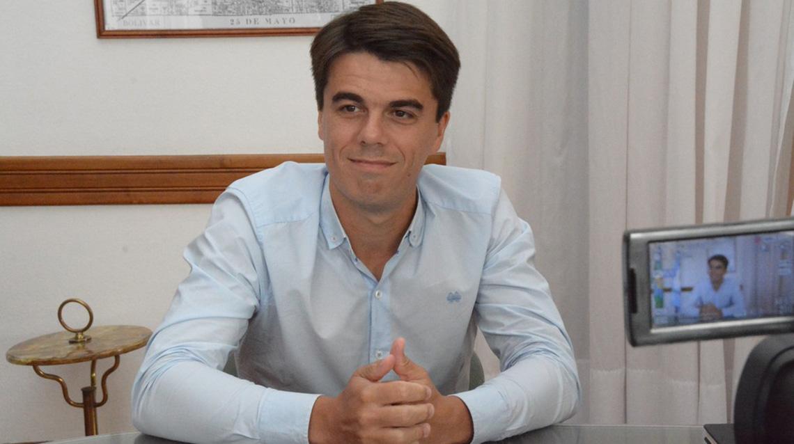 Barbieri asumió funciones como intendente interino