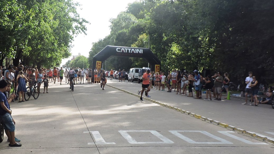 Triatlón en el Club Atlético