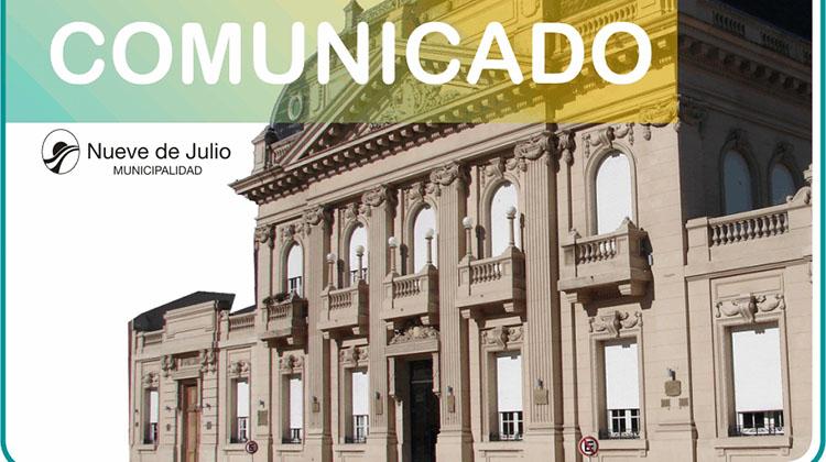 Comunicado Municipal