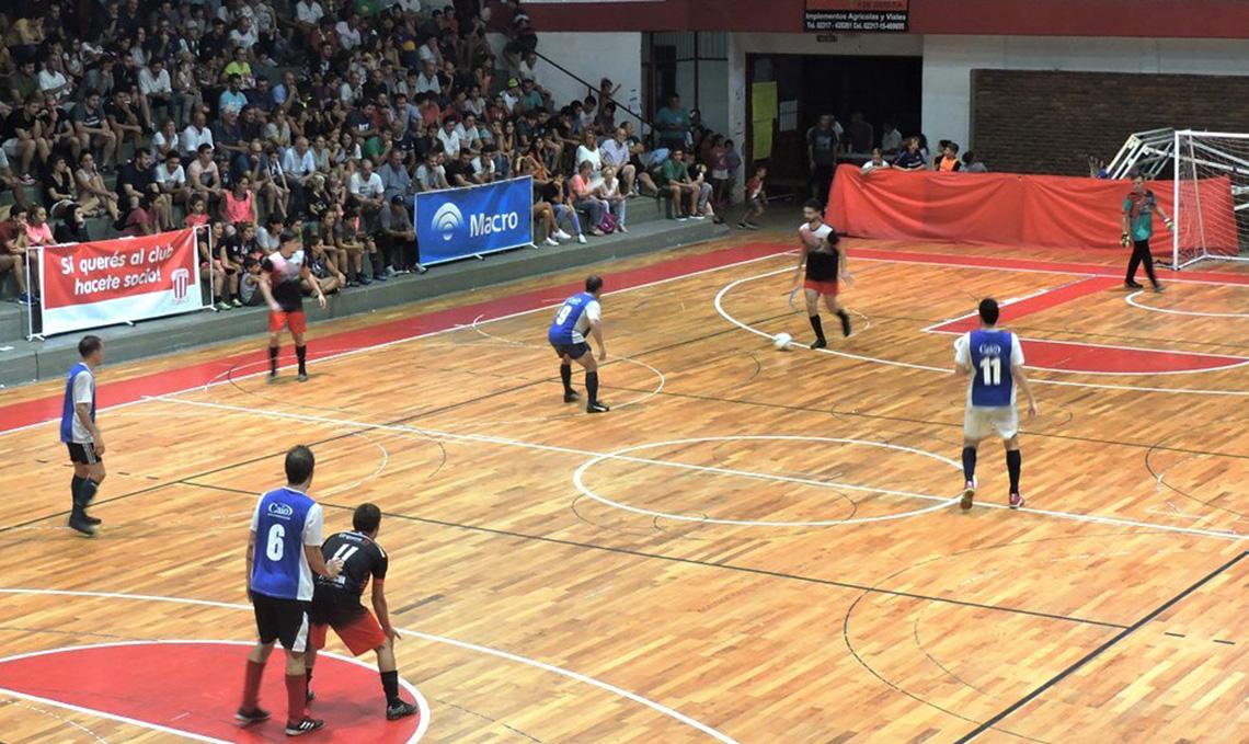 Gran respuesta del Futsal en Atlético