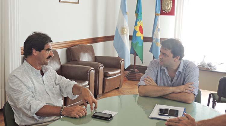 Barroso se reunió con  Sarquis