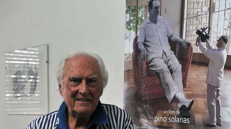 """Solanas interpelará  al peronismo en """"El Legado"""""""