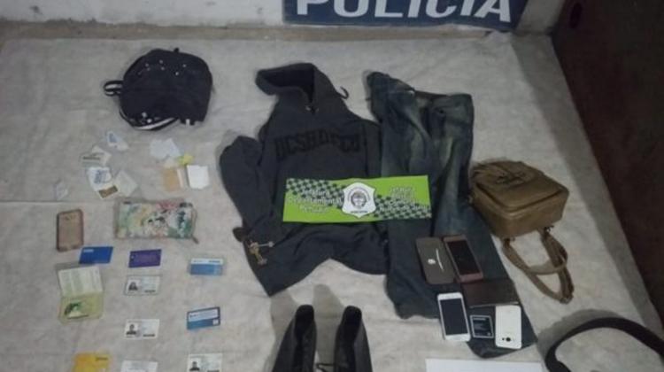 Detenidos por robos y arrebatos