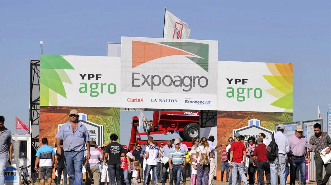 Por el coronavirus, se suspendió la última jornada de Expoagro 2020