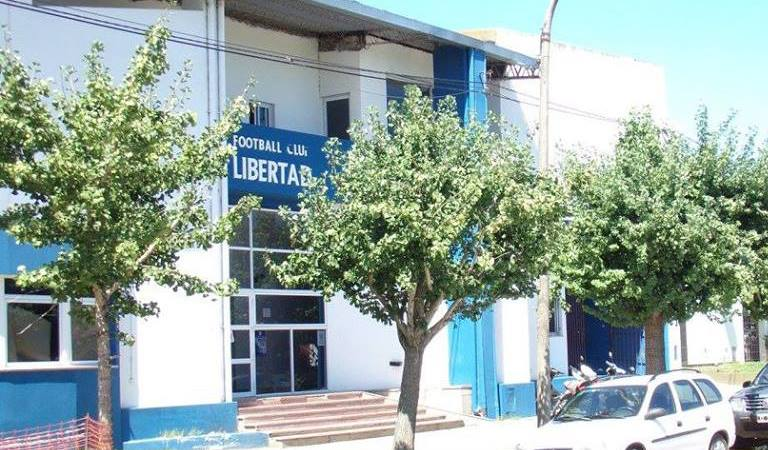 Robo en el FC Libertad