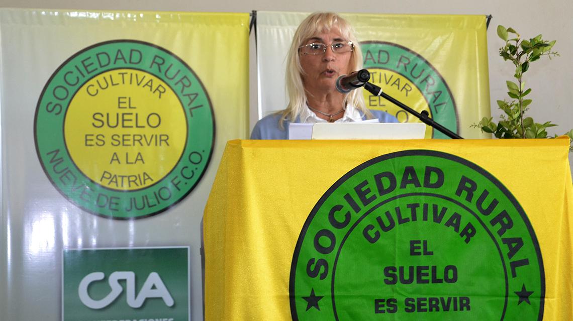 Solidaridad: Sociedad Rural de 9 de Julio amplifica colecta de dinero