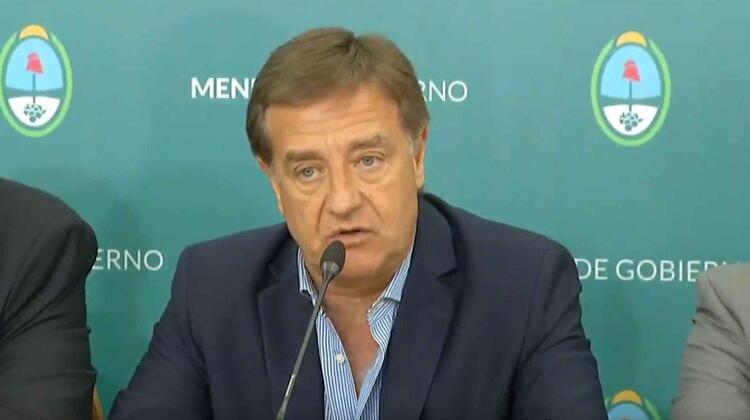 Mendoza anunció una fuerte rebaja de sueldos de sus políticos: cobrarán sólo hasta $50.000 por mes