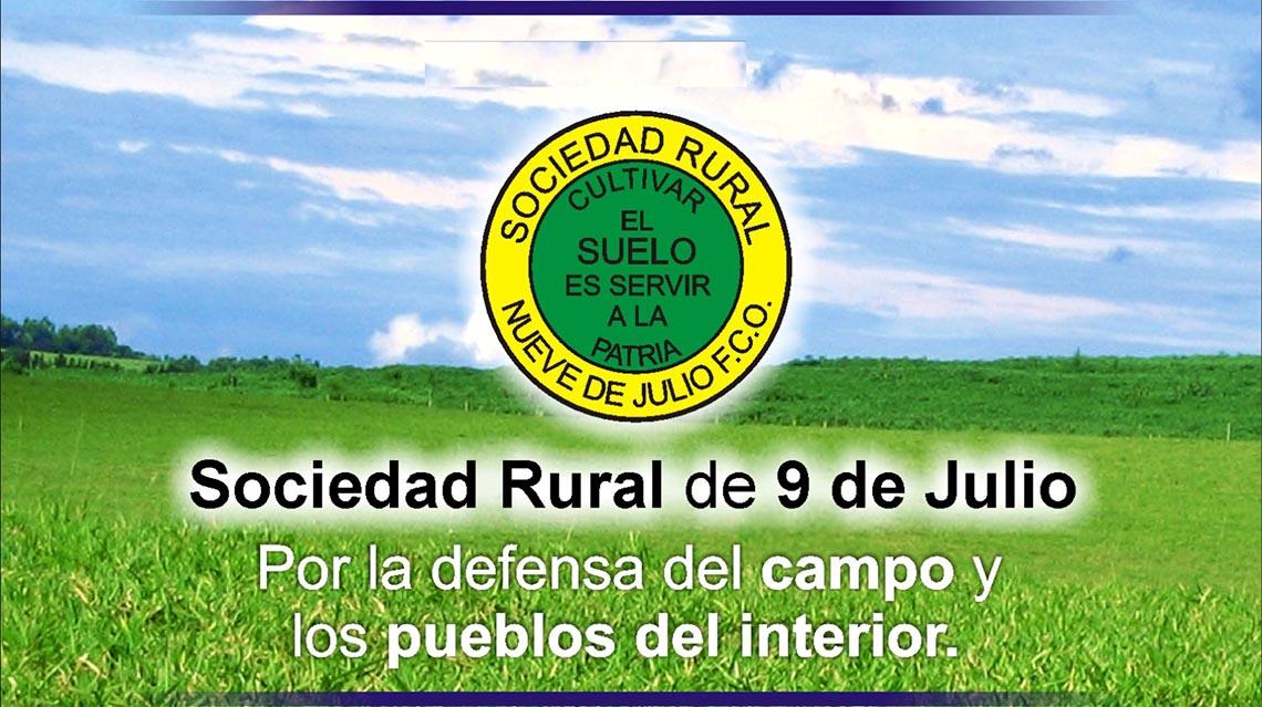 El Campo siempre está: 4 millones de pesos solidarios se han alcanzado en una colecta organizada por Sociedad Rural de 9 de Julio