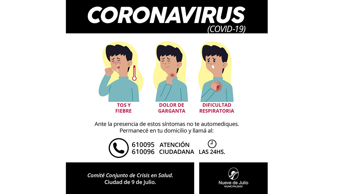 Coronavirus: Nuevas Líneas