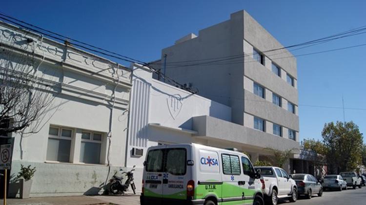 Falleció una paciente de caso sospechoso que permanecía internada en UTI de Clínica Independencia