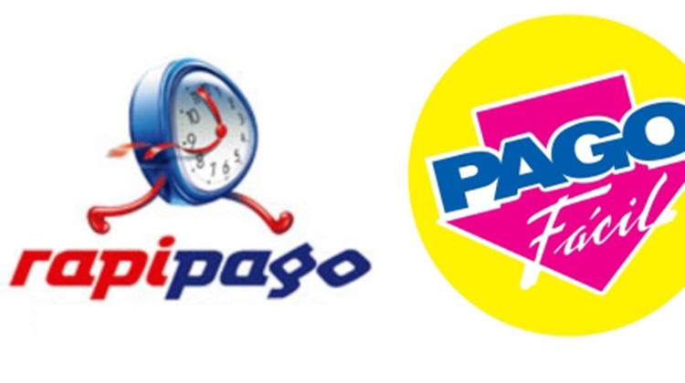 Abren Pago Fácil, Rapipago y Cobro Expres
