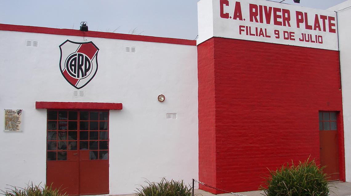 River Plate realiza colecta