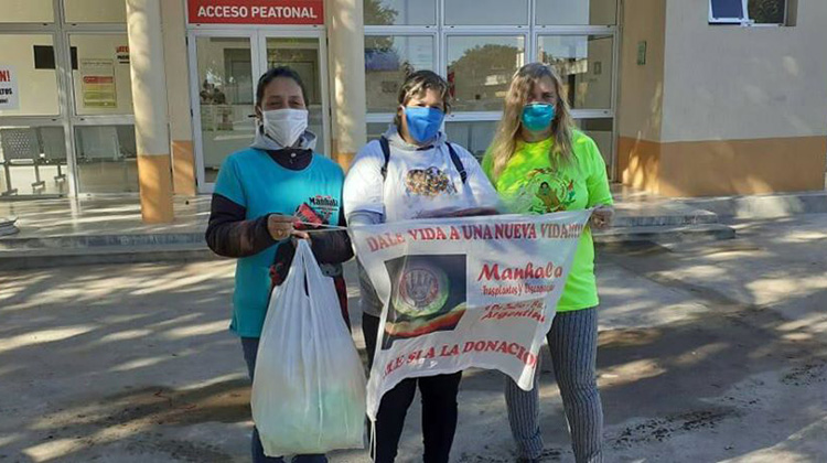 Hospital recibe donación de Manhala