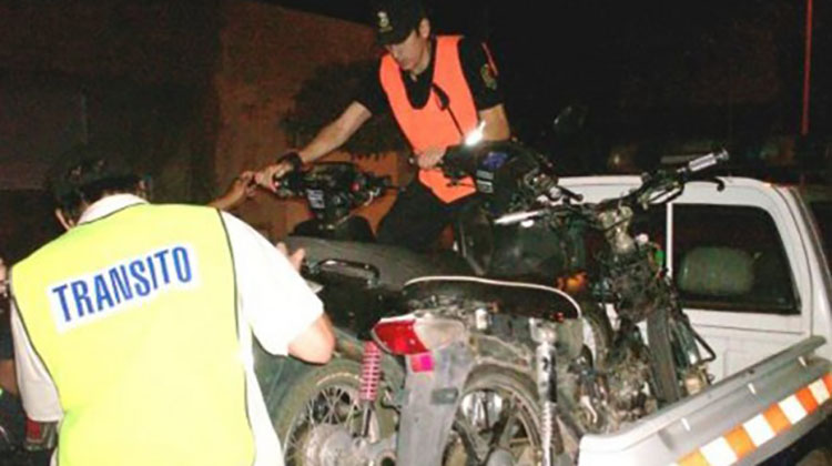 Otra agresión a una inspectora de transito