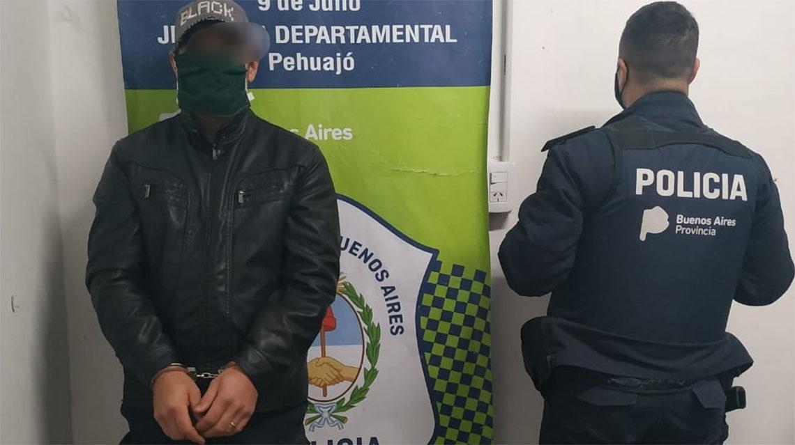Fueron detenidos por extorsión