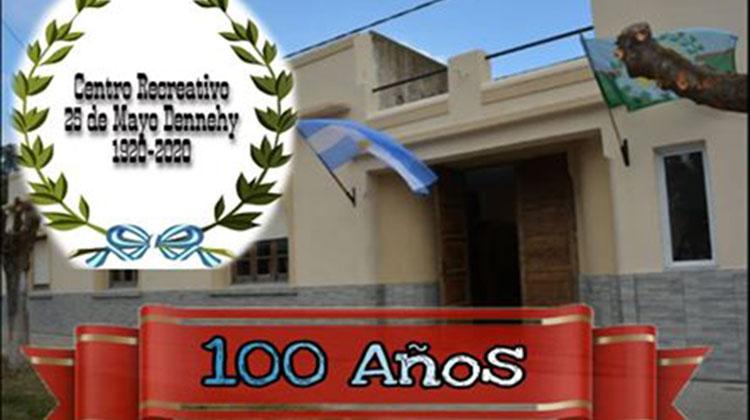 Centenario del Centro Recreativo