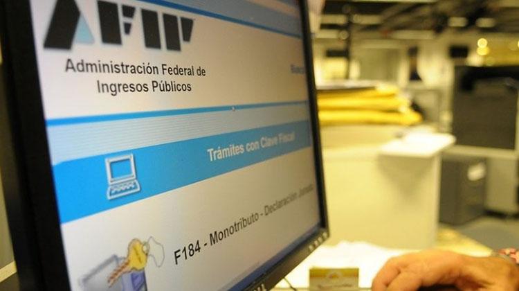 AFIP prorrogó vencimientos