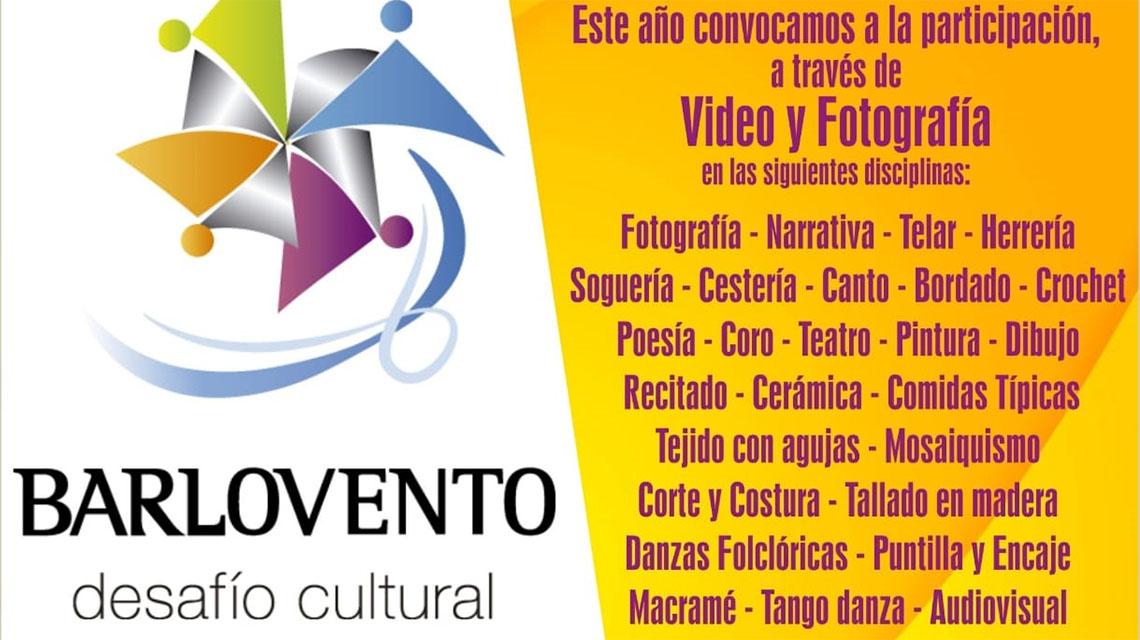 Barlovento, desafío cultural 2020