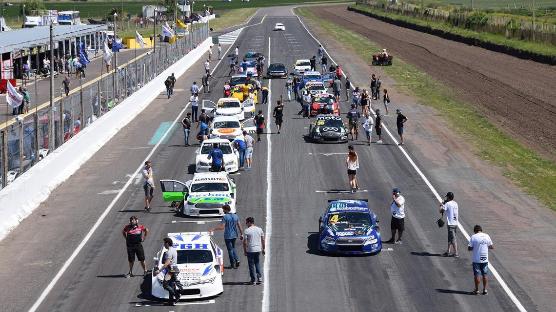 Será conmemorado el cincuentenario del Autódromo municipal