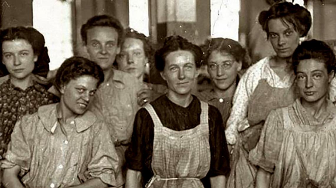 Mujeres para quitarse el sombrero