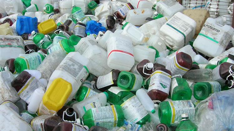 Compra - venta de envases de agroquímicos