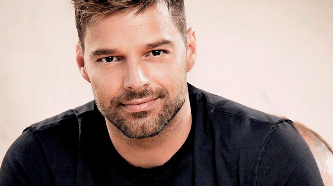 Ricky Martin dará su mordidita en Junín