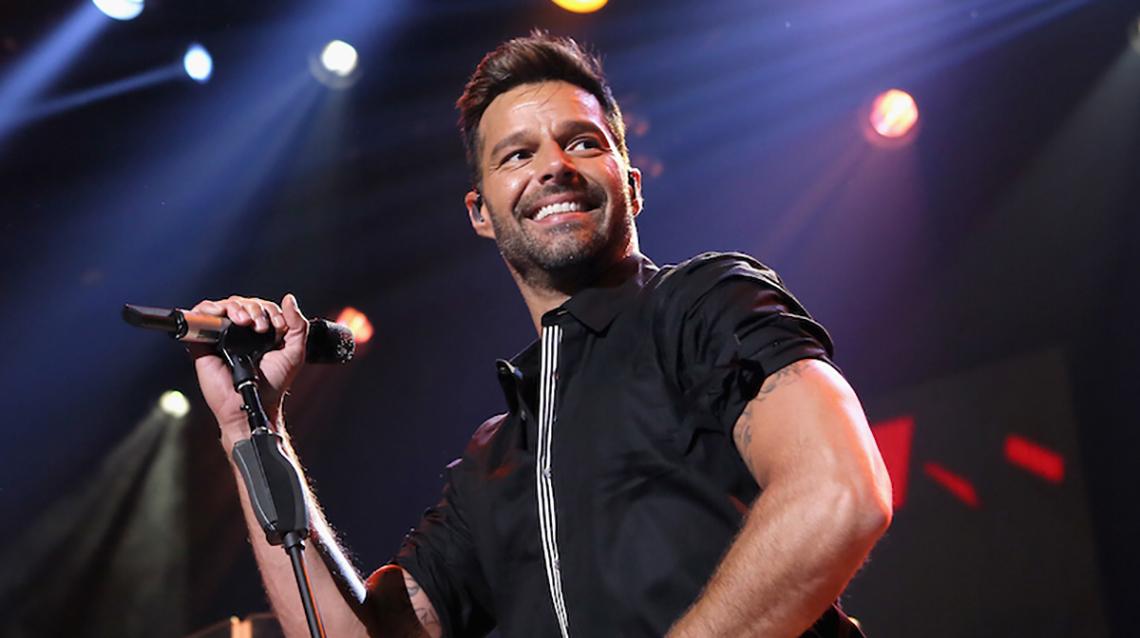 Ricky Martin hizo explotar Junín