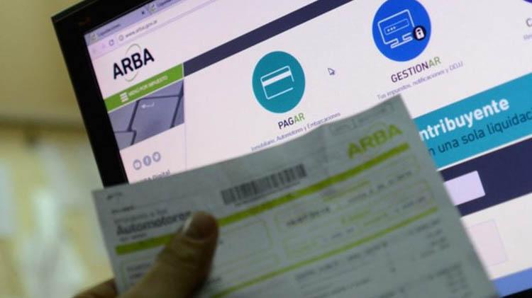 ARBA extiende plazos y da descuentos