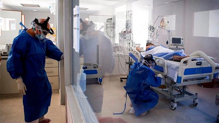 Comunicado de trabajadores de salud de ATE y CTA