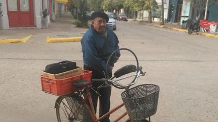 Proponen que la bicicleta de Huiguito vaya al museo