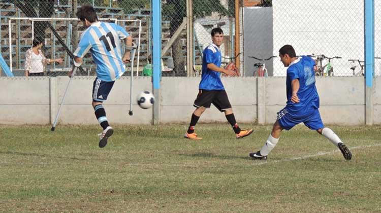 Selección Argentina de Fútbol de Amputados