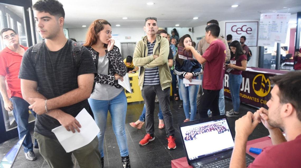 UNLP: Ciclo lectivo 2021