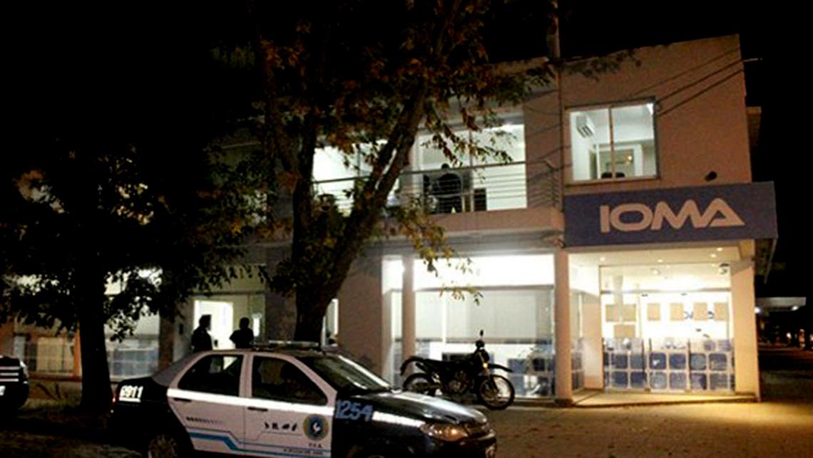 Red de Corrupción en el IOMA: nueve allanamientos y un detenido