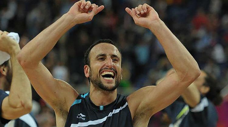 Festeja el básquet: Ginóbili estará en Río 2016