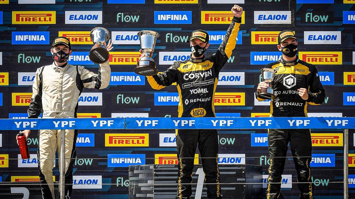 Tomas Cingolani se impuso en el TC2000