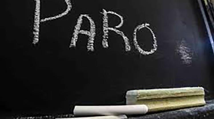 Paro nacional docente y movilización